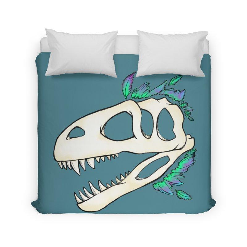 Megalosaurus Home Duvet by Radiochio's Artist Shop