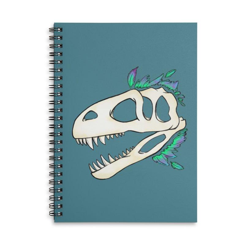 Megalosaurus Accessories Notebook by Radiochio's Artist Shop