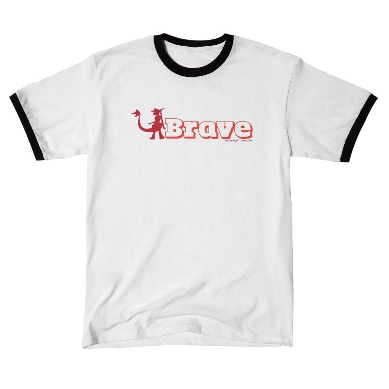 Brave Chio Women's T-Shirt by Radiochio's Artist Shop