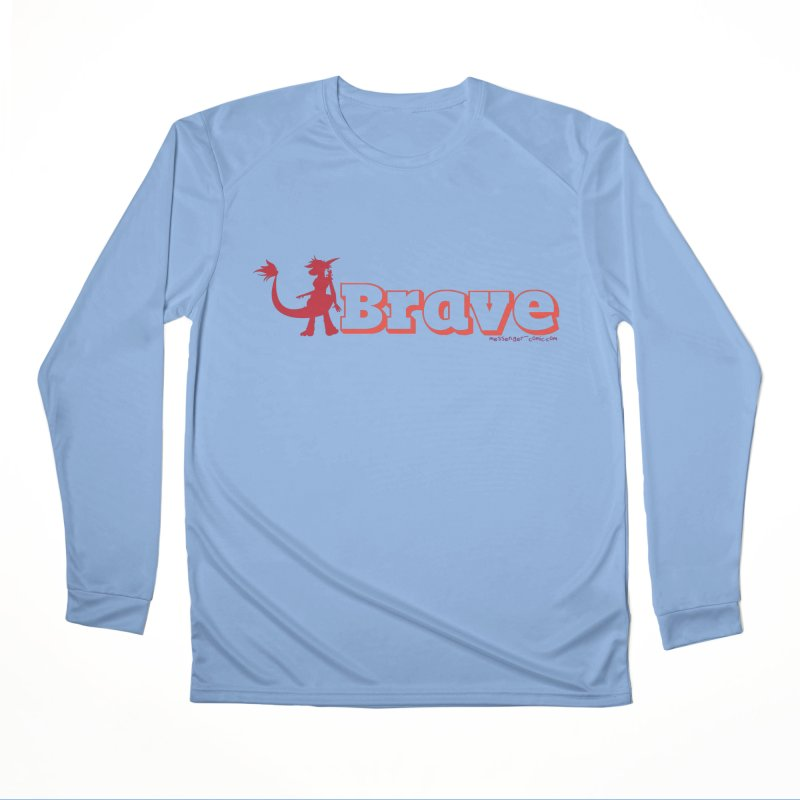 Brave Chio Men's Longsleeve T-Shirt by Radiochio's Artist Shop