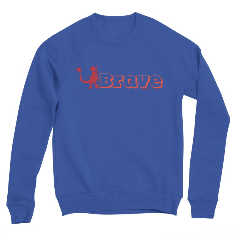 Brave Chio Women's Sweatshirt by Radiochio's Artist Shop