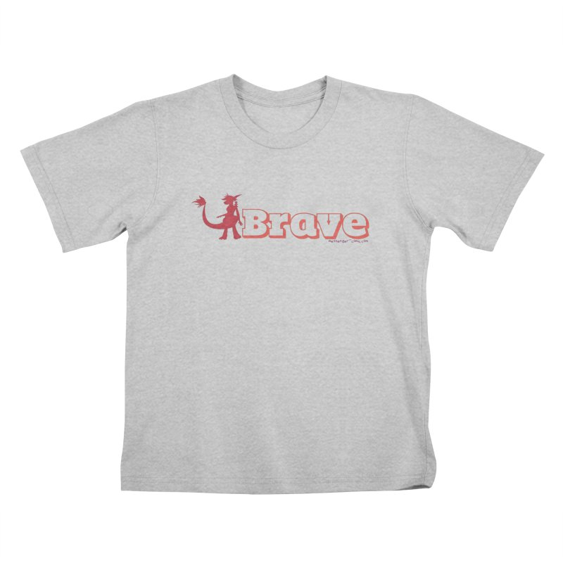 Brave Chio Kids T-Shirt by Radiochio's Artist Shop