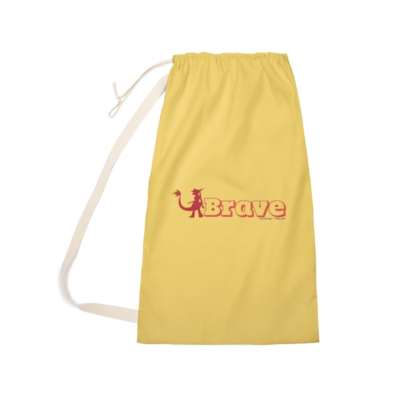 Brave Chio Accessories Bag by Radiochio's Artist Shop