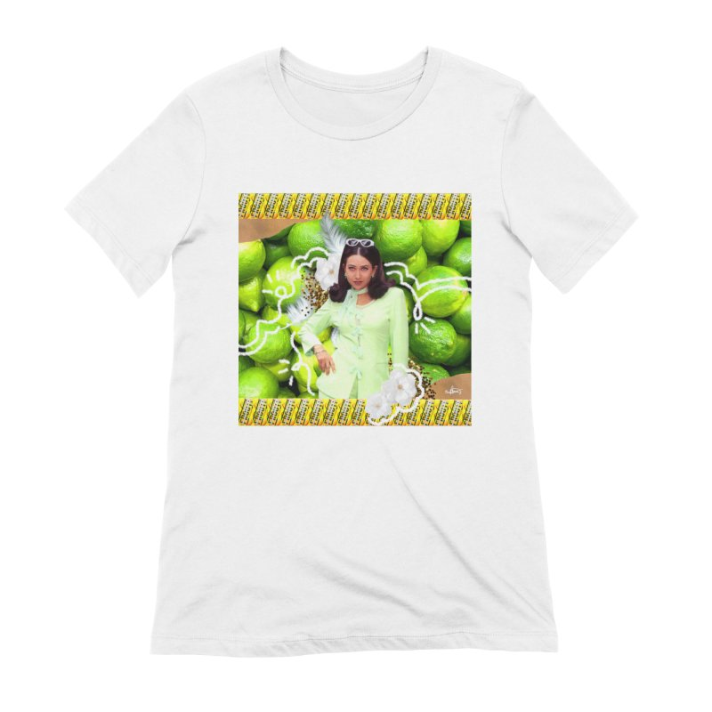 Frooti Fitted T-Shirt by Radio Rani