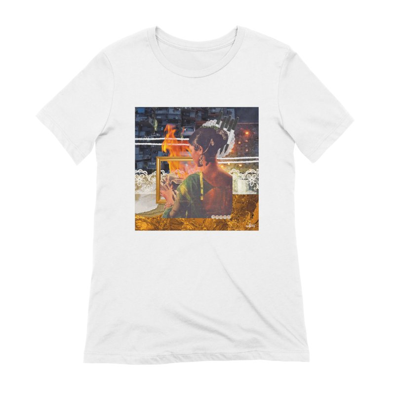 Blood Money Fitted T-Shirt by Radio Rani