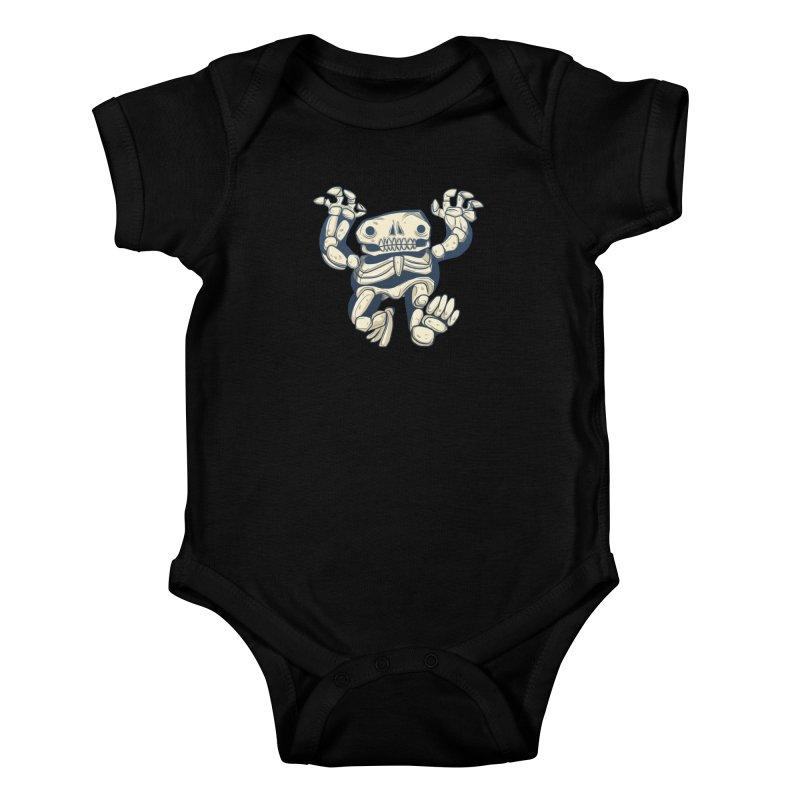Run, run, run Kids Baby Bodysuit by rageforst's Artist Shop