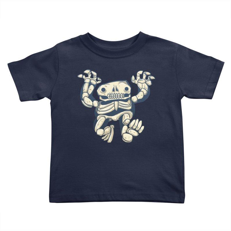 Run, run, run Kids Toddler T-Shirt by rageforst's Artist Shop