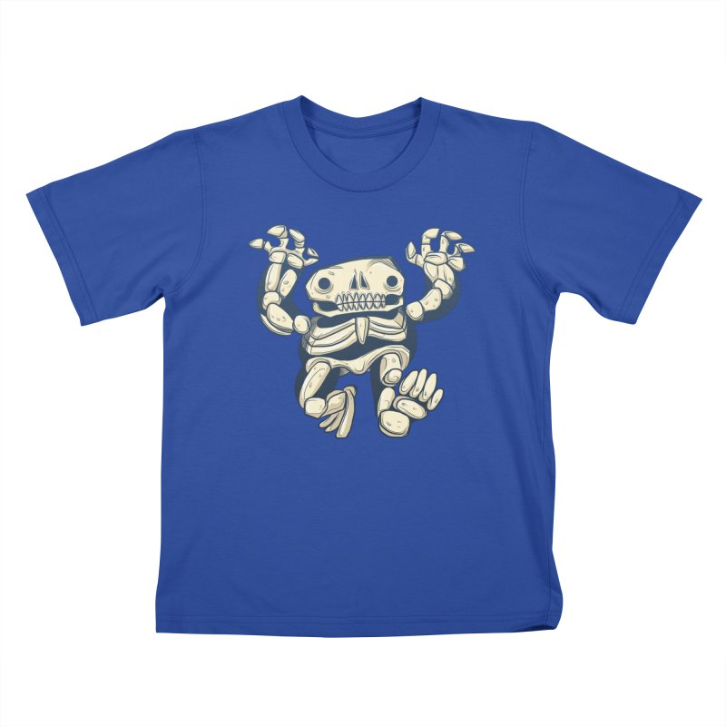 Run, run, run Kids T-Shirt by rageforst's Artist Shop