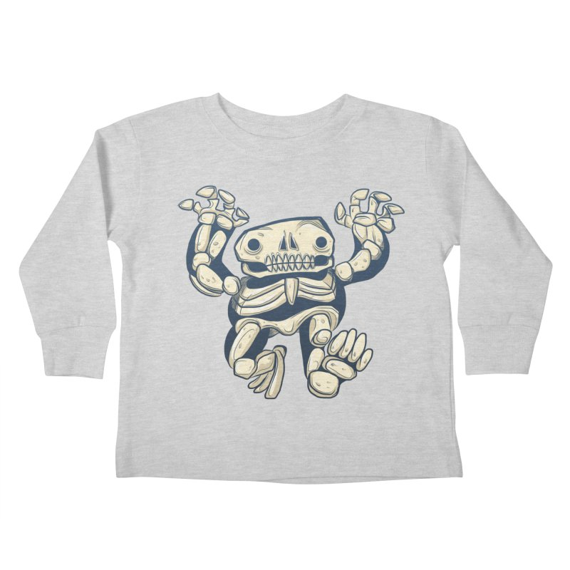 Run, run, run Kids Toddler Longsleeve T-Shirt by rageforst's Artist Shop