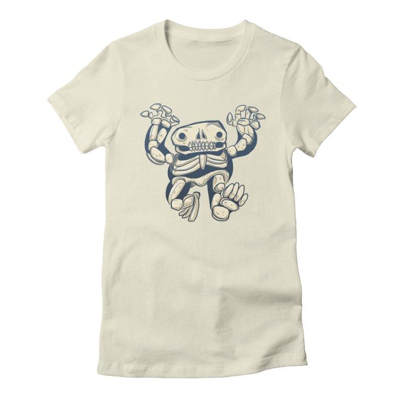 Run, run, run Women's Fitted T-Shirt by rageforst's Artist Shop