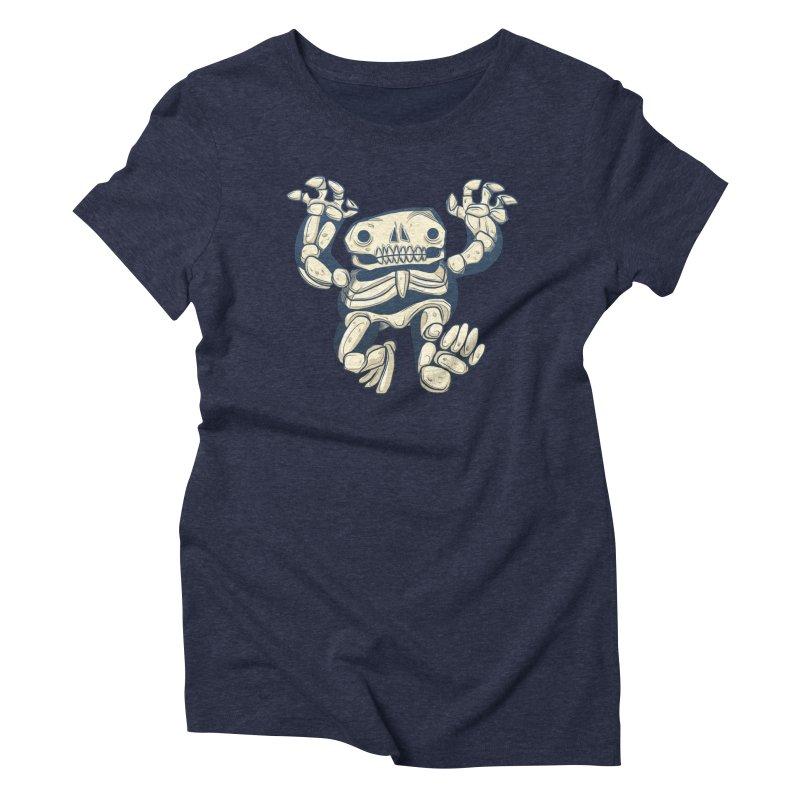 Run, run, run Women's Triblend T-Shirt by rageforst's Artist Shop