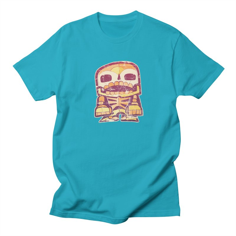 Smile Men's T-shirt by rageforst's Artist Shop
