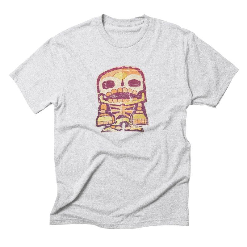 Smile Men's Triblend T-Shirt by rageforst's Artist Shop