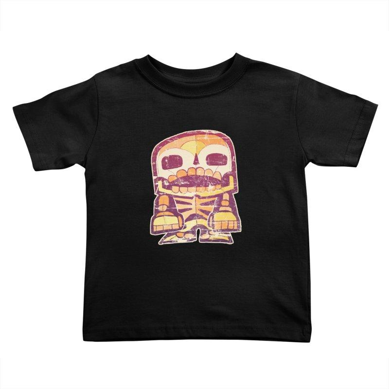 Smile Kids Toddler T-Shirt by rageforst's Artist Shop