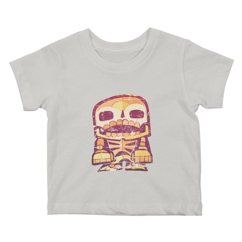 Smile Kids Baby T-Shirt by rageforst's Artist Shop