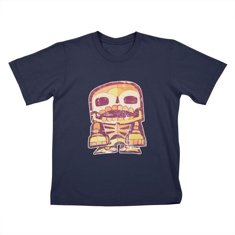 Smile Kids T-Shirt by rageforst's Artist Shop