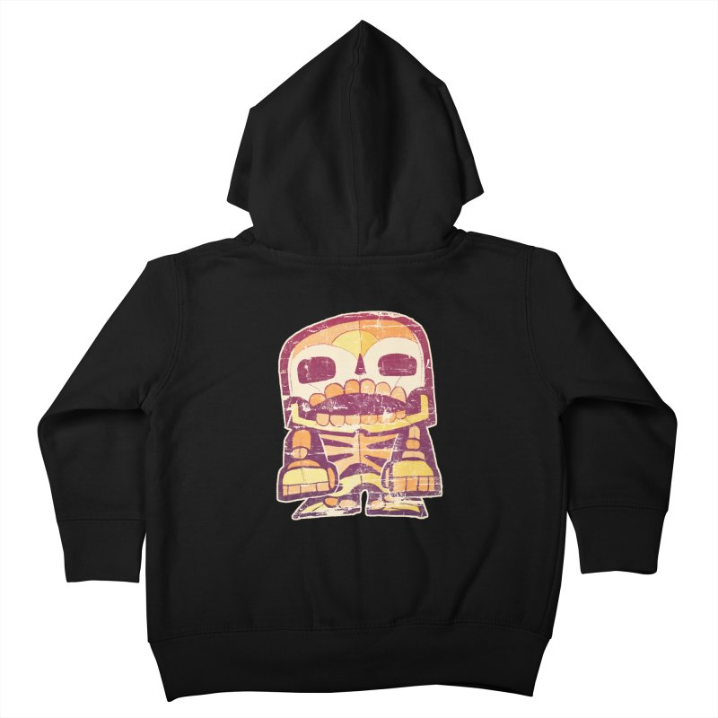 Smile Kids Toddler Zip-Up Hoody by rageforst's Artist Shop