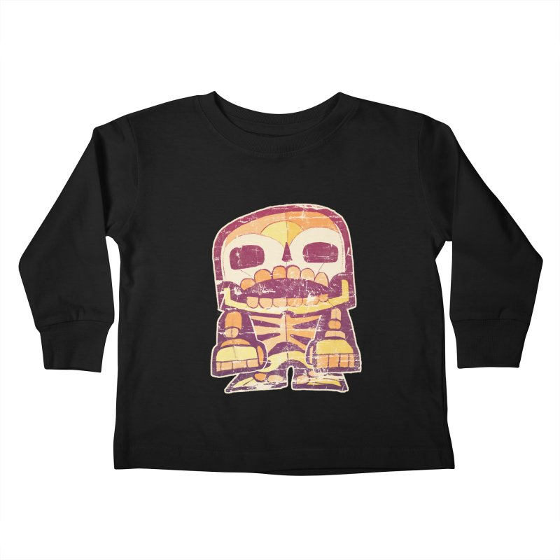 Smile Kids Toddler Longsleeve T-Shirt by rageforst's Artist Shop