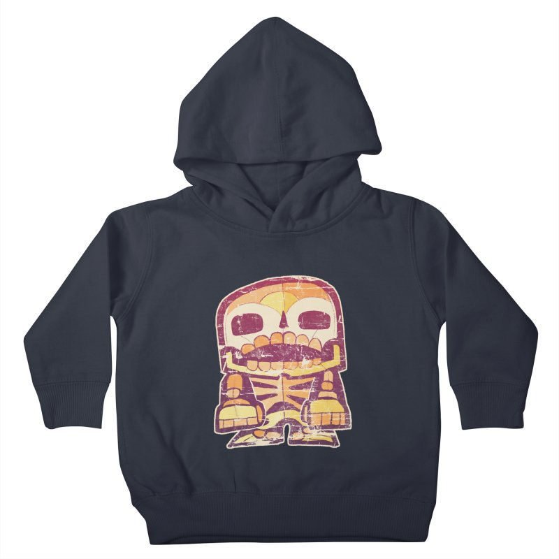 Smile Kids Toddler Pullover Hoody by rageforst's Artist Shop