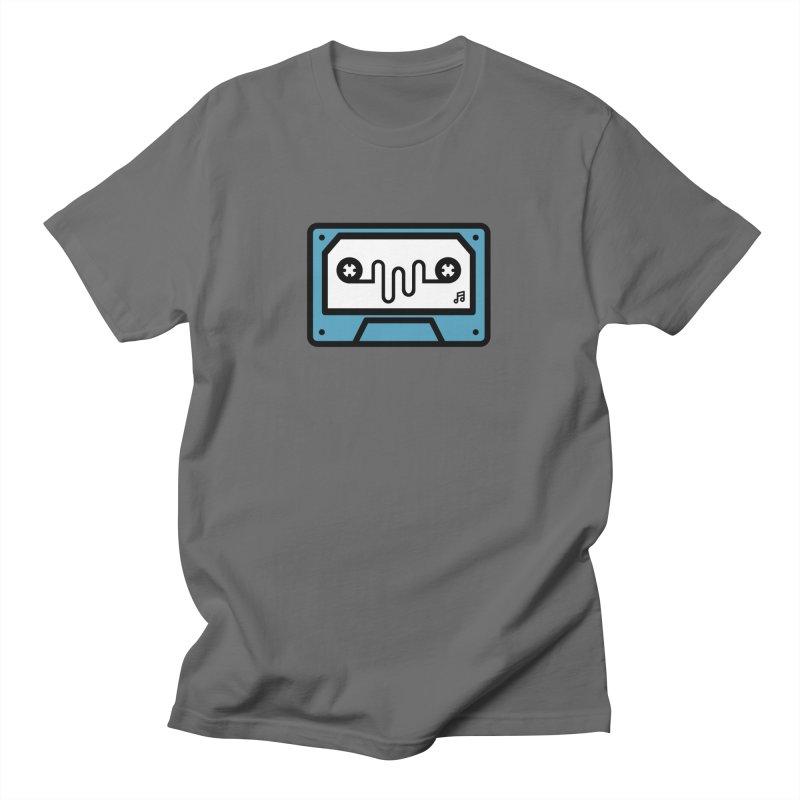 Raggedcast Tape Men's T-Shirt by raggedcast's Artist Shop