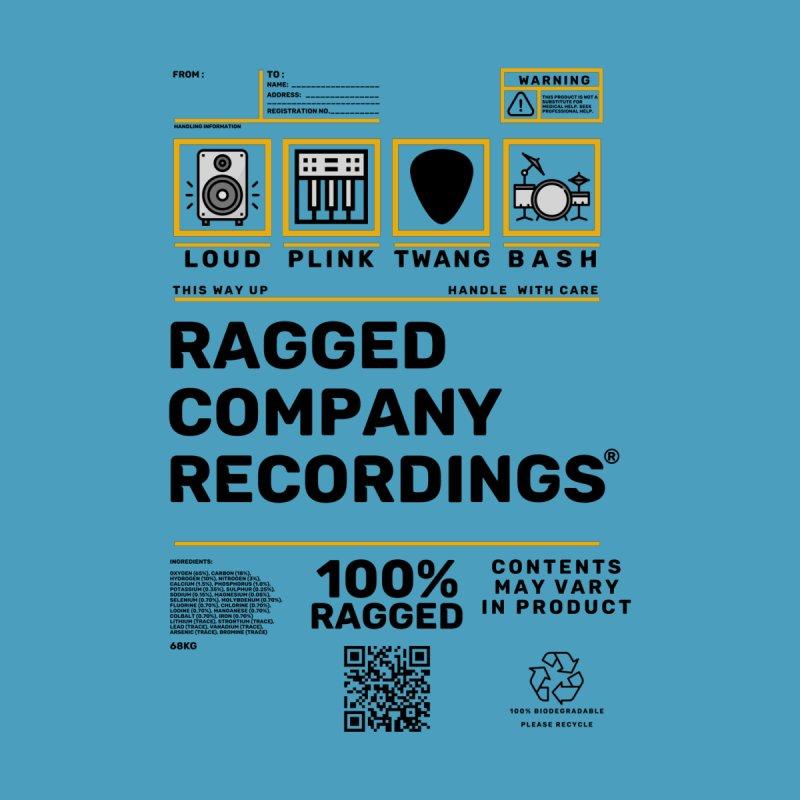 Ragged Label Men's T-Shirt by raggedrec's Shop