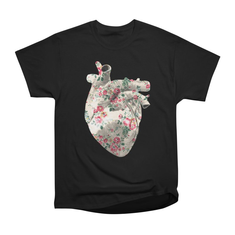 Chioo's Heart Men's Heavyweight T-Shirt by Rahimiha's Shop