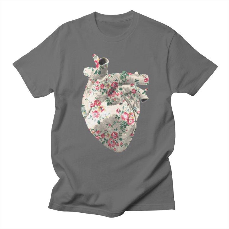 Chioo's Heart Women's Regular Unisex T-Shirt by Rahimiha's Shop