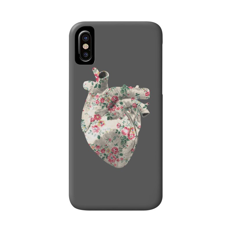 Chioo's Heart Accessories Phone Case by Rahimiha's Shop