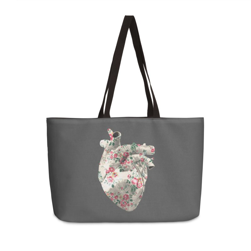 Chioo's Heart Accessories Weekender Bag Bag by Rahimiha's Shop