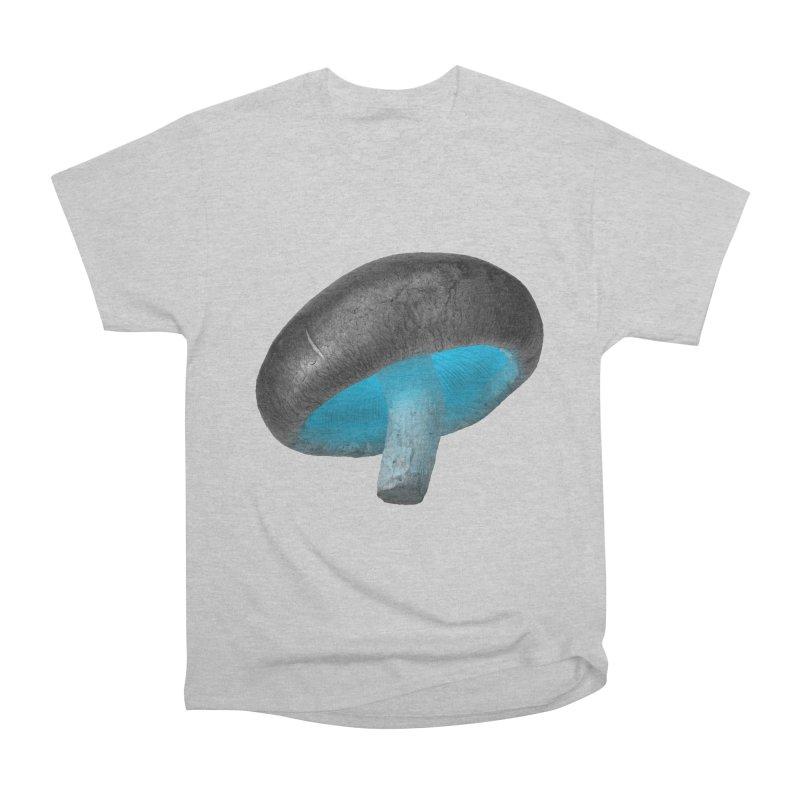 Magic Mushroom Men's Heavyweight T-Shirt by Rahimiha's Shop