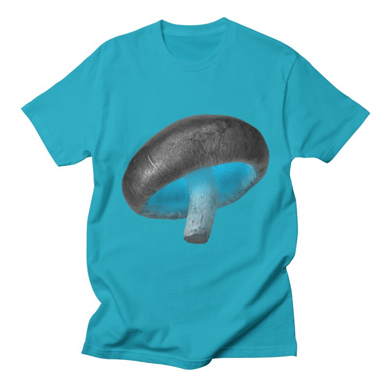 Magic Mushroom Men's T-Shirt by Rahimiha's Shop