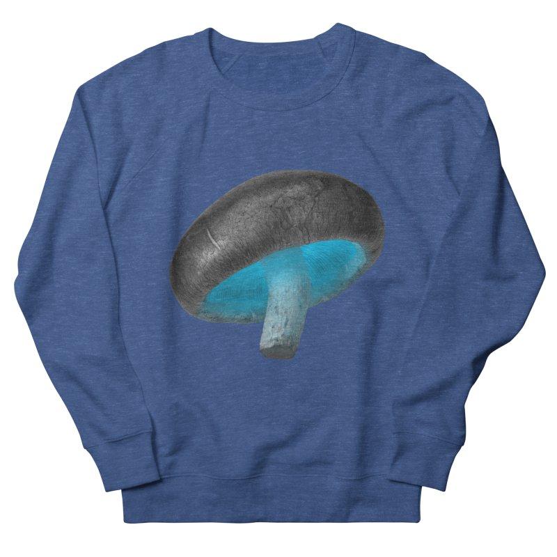 Magic Mushroom Women's French Terry Sweatshirt by Rahimiha's Shop
