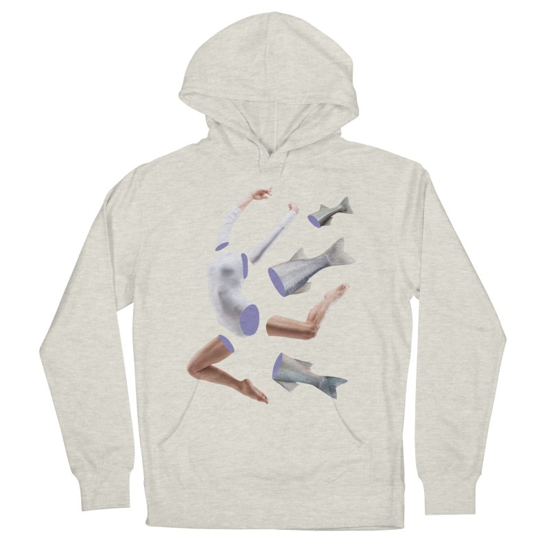 Chopped Ballet Women's French Terry Pullover Hoody by Rahimiha's Shop