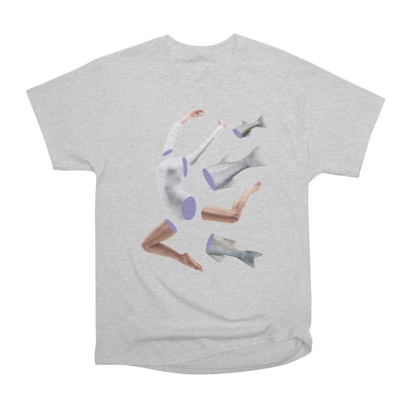 Chopped Ballet Women's Heavyweight Unisex T-Shirt by Rahimiha's Shop