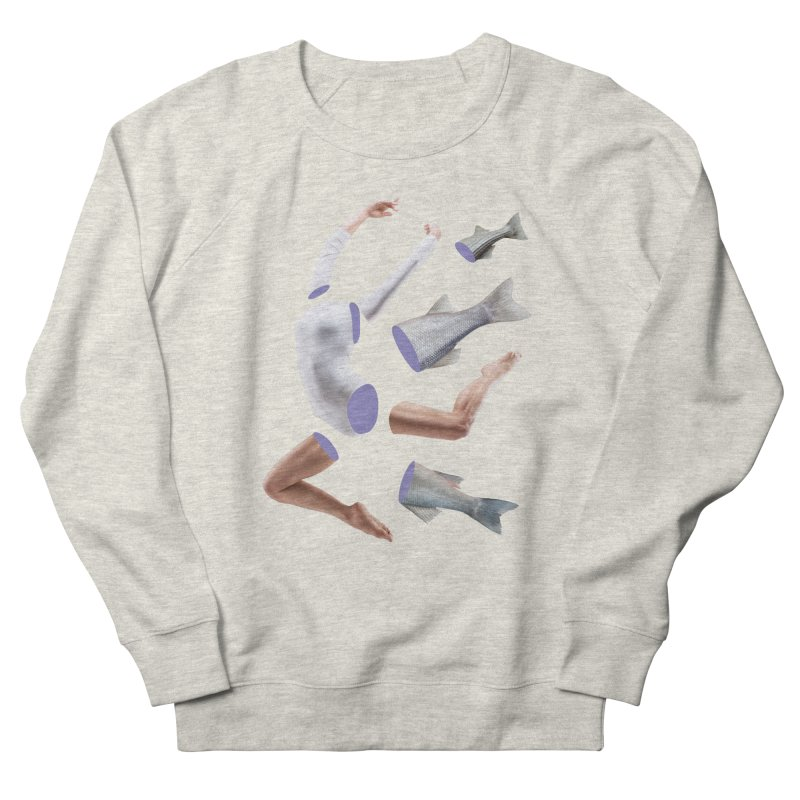 Chopped Ballet Women's French Terry Sweatshirt by Rahimiha's Shop