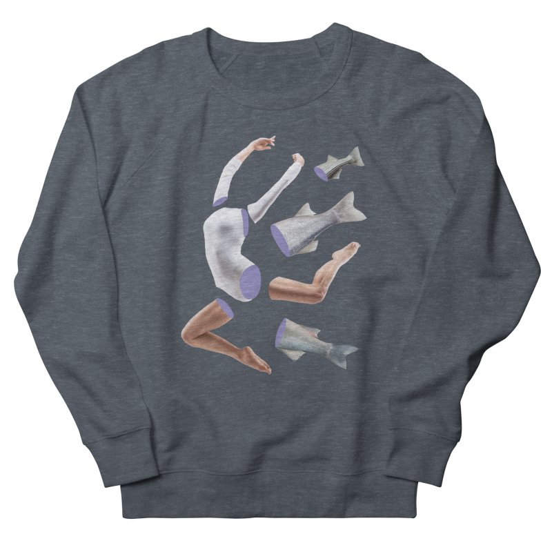 Chopped Ballet Men's French Terry Sweatshirt by Rahimiha's Shop
