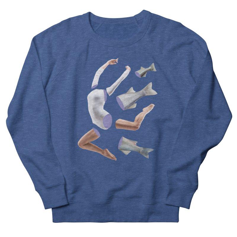 Chopped Ballet Men's French Terry Sweatshirt by Rahimiha's Shop