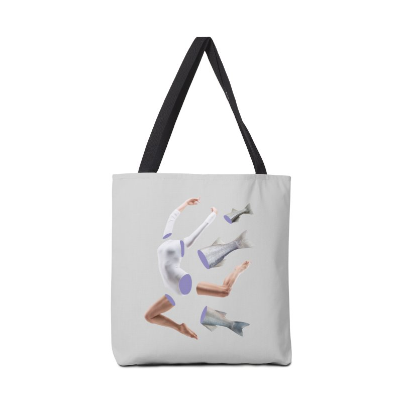 Chopped Ballet in Tote Bag by Rahimiha's Shop