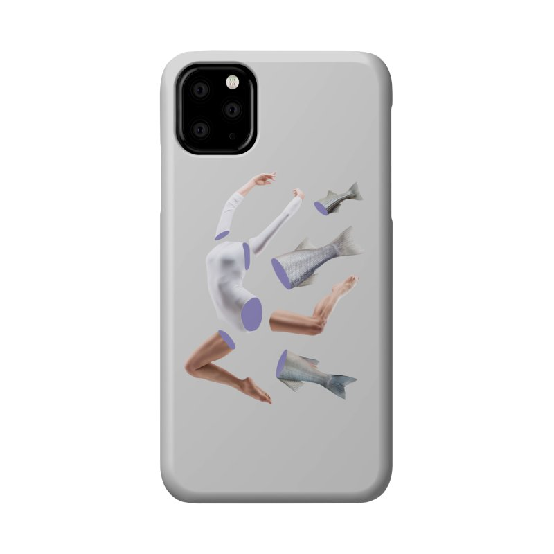 Chopped Ballet Accessories Phone Case by Rahimiha's Shop