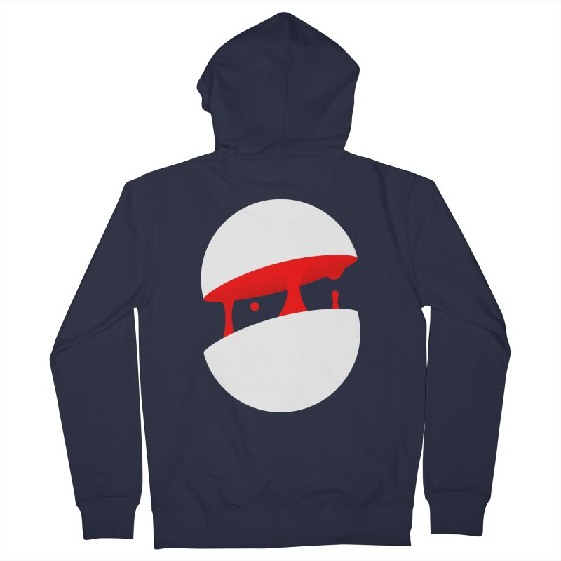 Bloodsphere Women's French Terry Zip-Up Hoody by Rahimiha's Shop