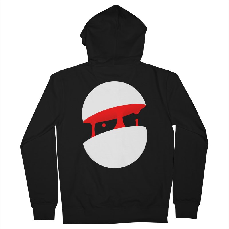 Bloodsphere Men's French Terry Zip-Up Hoody by Rahimiha's Shop