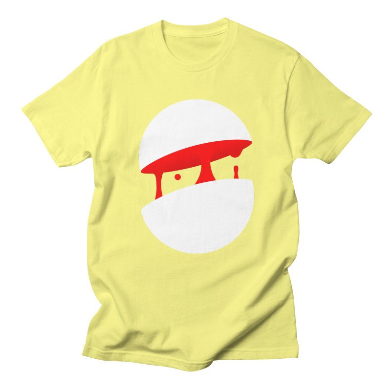 Bloodsphere Men's Regular T-Shirt by Rahimiha's Shop