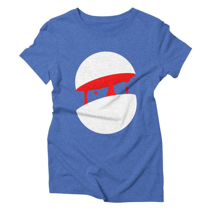 Bloodsphere Women's Triblend T-Shirt by Rahimiha's Shop