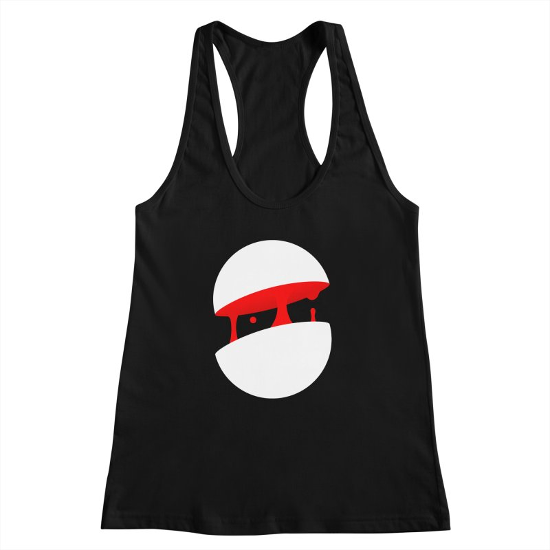 Bloodsphere Women's Racerback Tank by Rahimiha's Shop