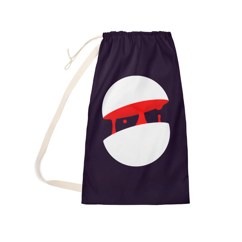 Bloodsphere Accessories Laundry Bag Bag by Rahimiha's Shop