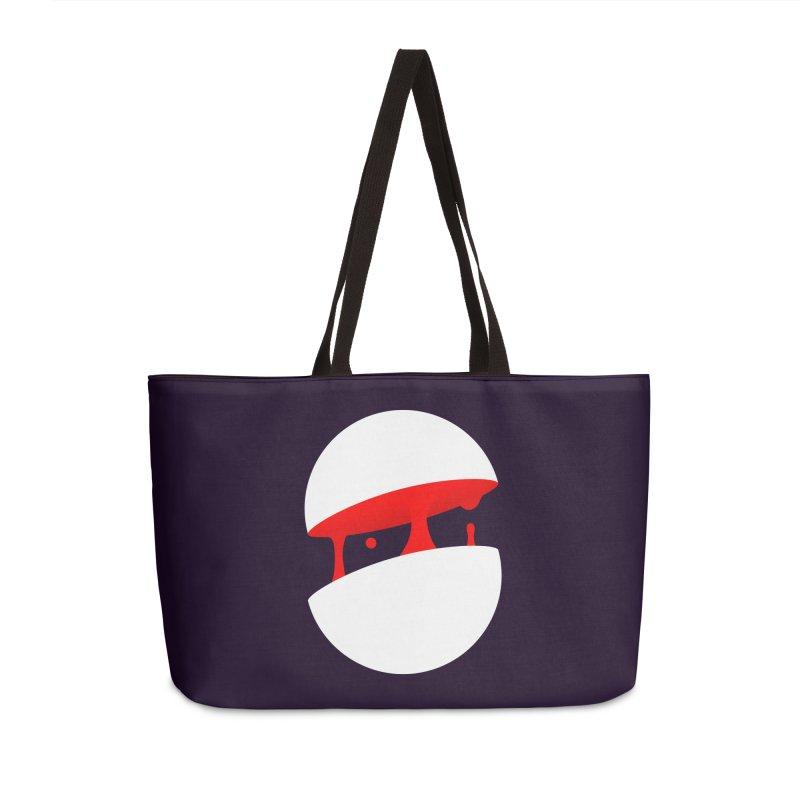 Bloodsphere Accessories Weekender Bag Bag by Rahimiha's Shop