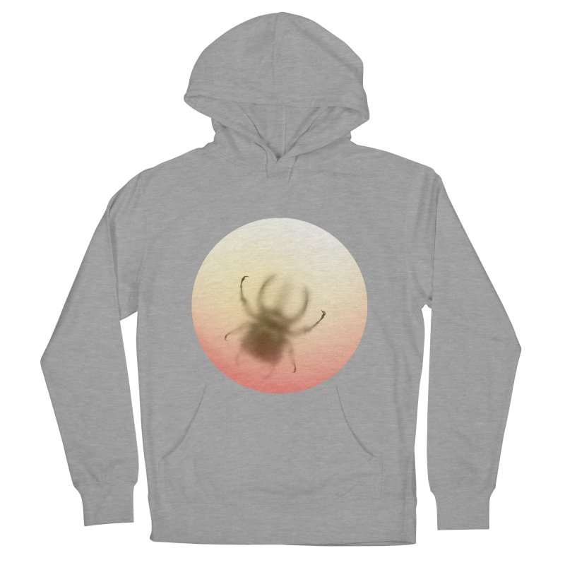 Insecta Men's French Terry Pullover Hoody by Rahimiha's Shop
