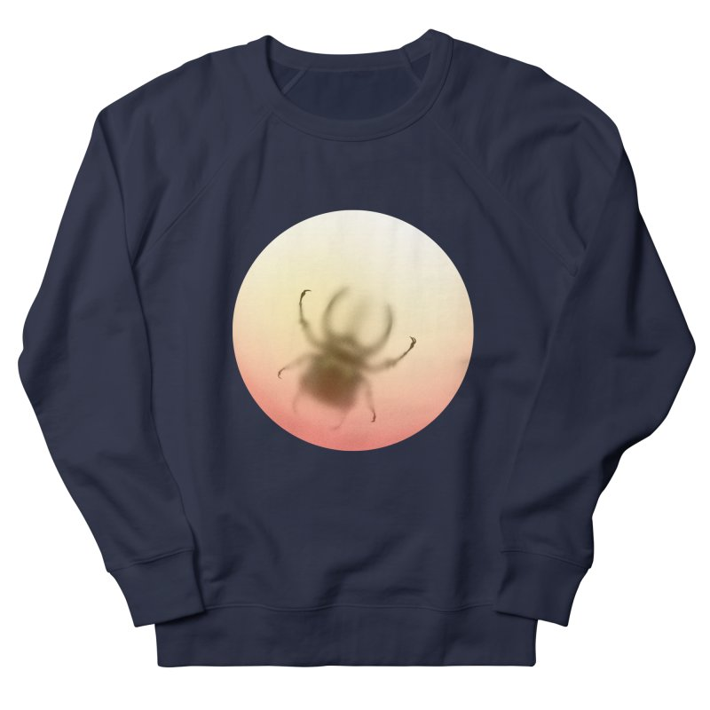 Insecta Men's French Terry Sweatshirt by Rahimiha's Shop