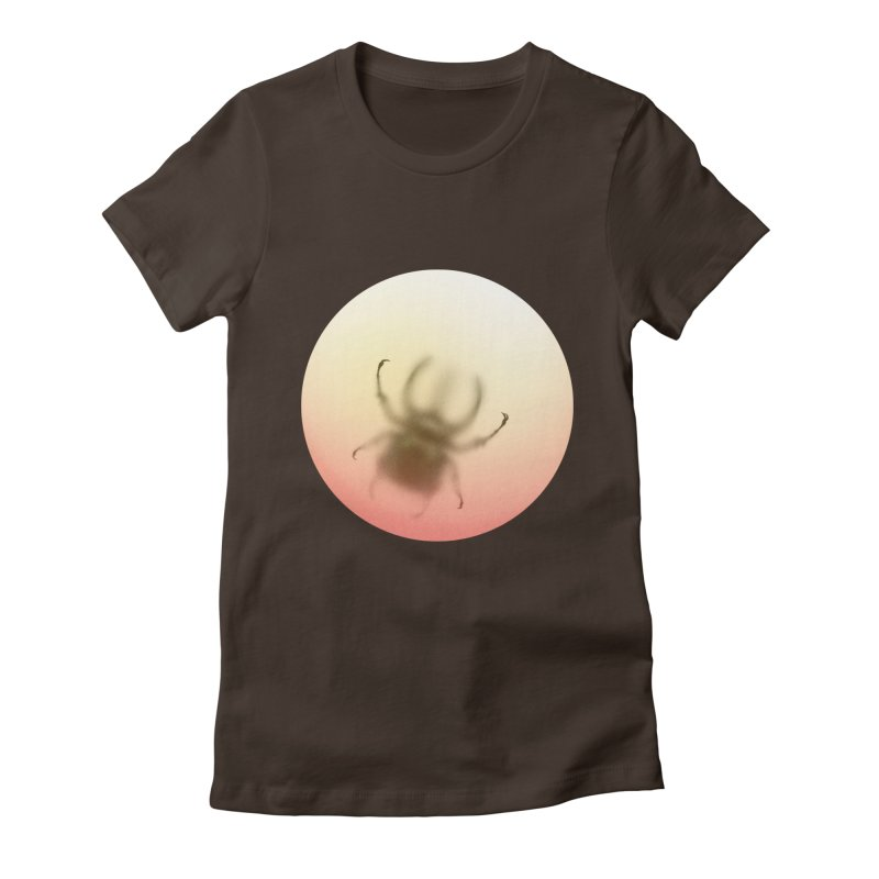 Insecta Women's Fitted T-Shirt by Rahimiha's Shop