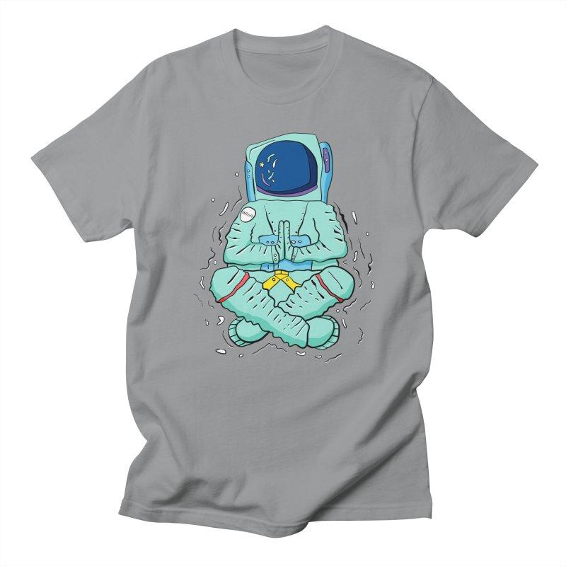 Yogi Astronaut Women's Regular Unisex T-Shirt by Rahimiha's Shop